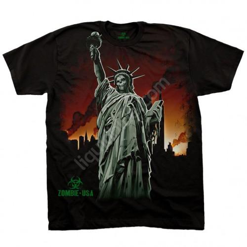 "Футболка ""Zombie Liberty"" (США)"
