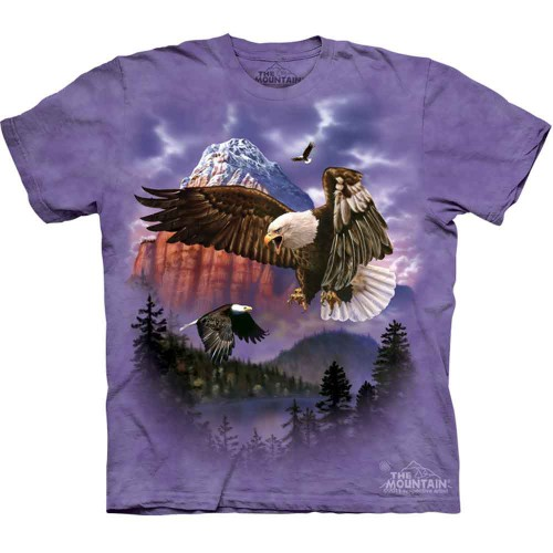 "Футболка The Mountain ""Mountain Majesty"" (детская)"