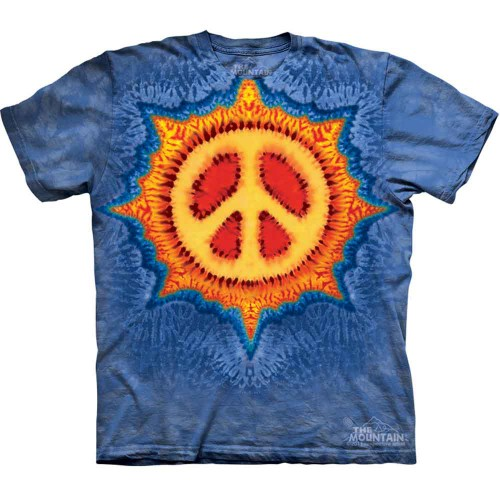 "Футболка ""Peace Sun"" (США)"