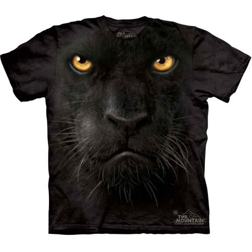 "Футболка The Mountain ""Black Panther Face"" (детская)"