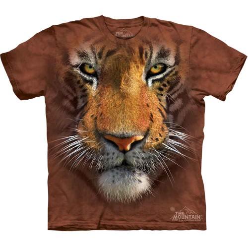 "Футболка The Mountain ""Tiger Face"" (детская)"