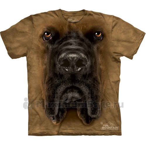 "Футболка The Mountain ""Mastiff Face"" (детская)"