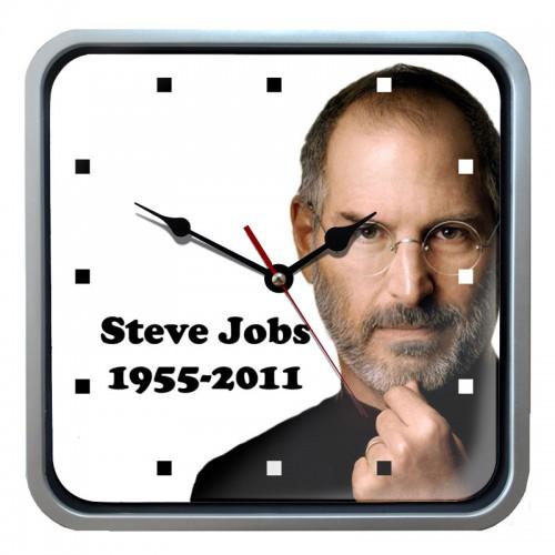 """Часы настенные """"Steve-Jobs"""" (2)"""