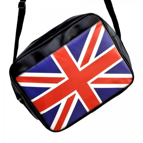 """Сумка горизонтальная """"Британский флаг"""" -2"""