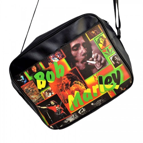 """Сумка горизонтальная """"Bob Marley"""" -2"""