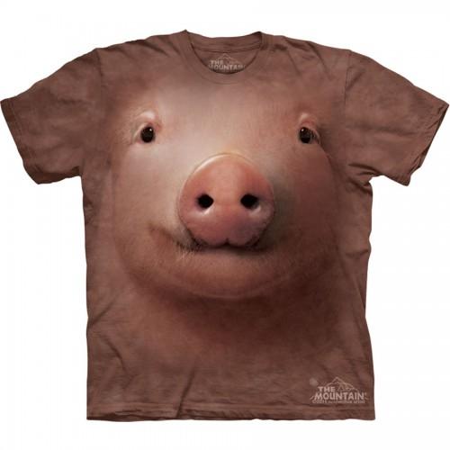 "Футболка ""Pig Face"" (США)"