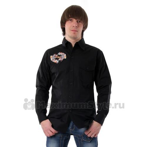"Рубашка Lancia ""Рыбы"""