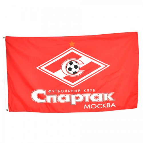 флаг спартака