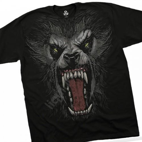 """Футболка """"Werewolf"""" L.B (США )"""