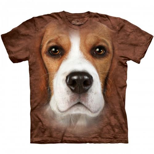 """Футболка The Mountain """"Beagle"""" (детская)"""