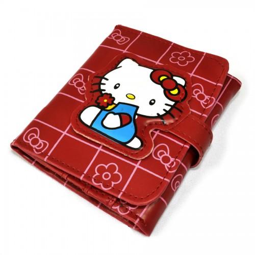"Кошелек детский ""Hello Kitty -1"" (red)"