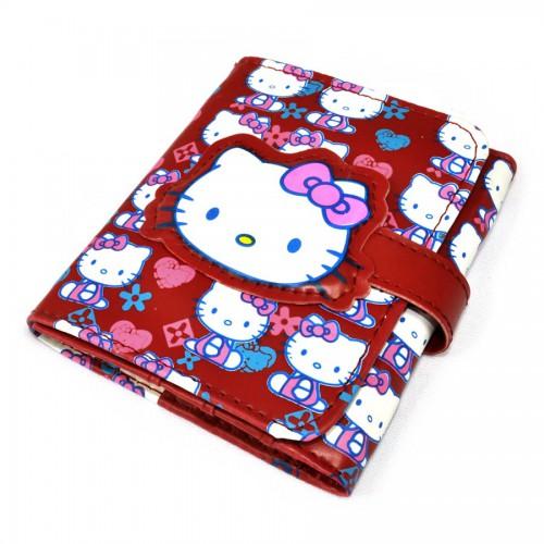 "Кошелек детский ""Hello Kitty -2"" (red)"