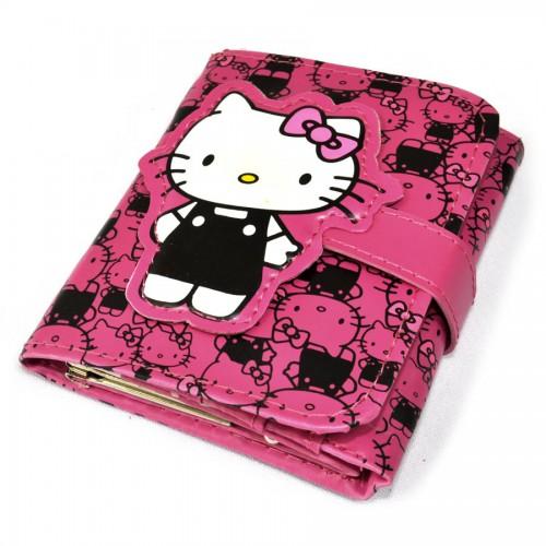 "Кошелек детский ""Hello Kitty -3"" (pink)"