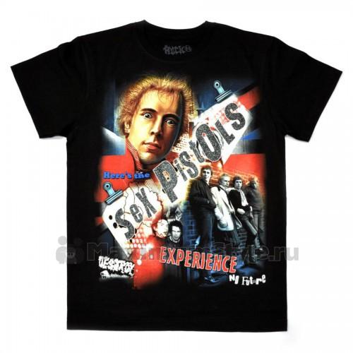 """Футболка """"Sex Pistols"""" (3)"""