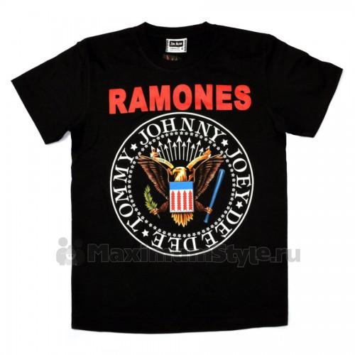 """Футболка """"Ramones"""" (1)"""