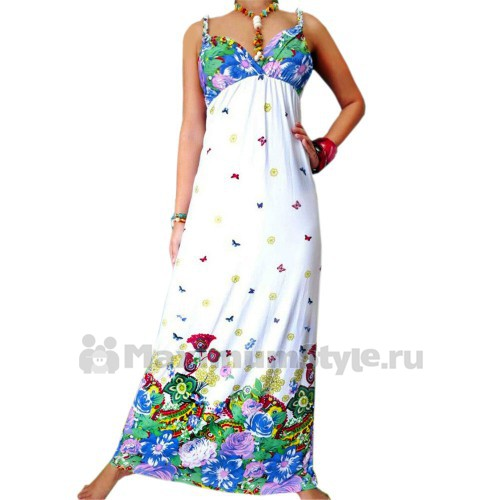 """Платье-сарафан """"Angela Rope"""" 037"""