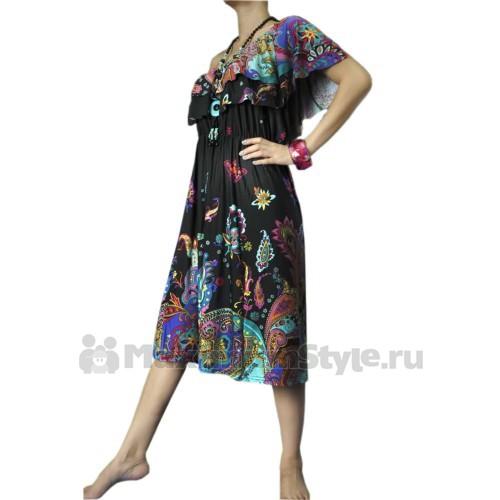 """Платье-сарафан """"Angela Short"""" 018"""