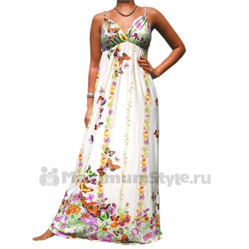 """Платье-сарафан """"Angela Rope"""" 076"""