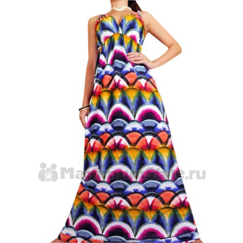 """Платье-сарафан """"Angela Rope"""" 097"""