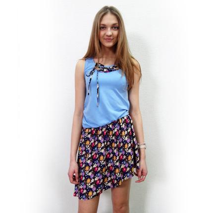 летнее платье 2015 фото выкройки