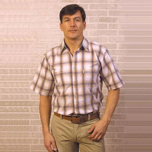 """Рубашка с коротким рукавом """"Westrenger"""" (2)"""