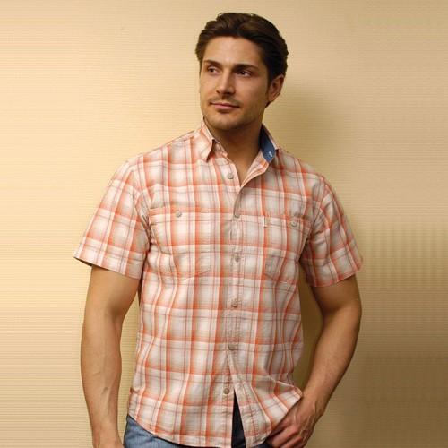 """Рубашка с коротким рукавом """"Westrenger"""" (1)"""