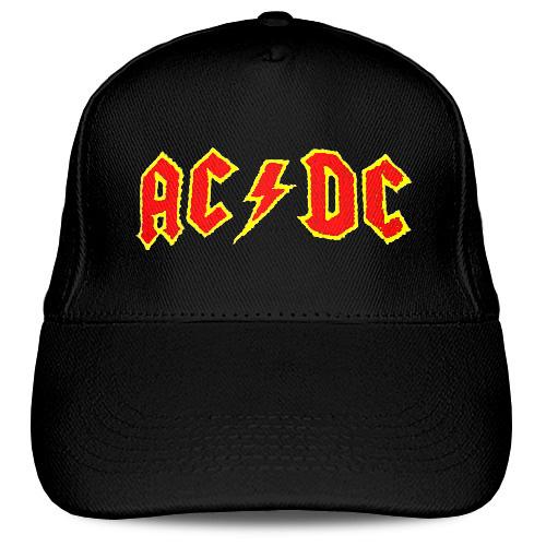 "Бейсболка ""AC/DC"" (2)"