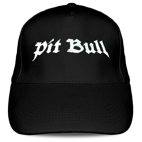 "Бейсболка ""Pit Bull"""