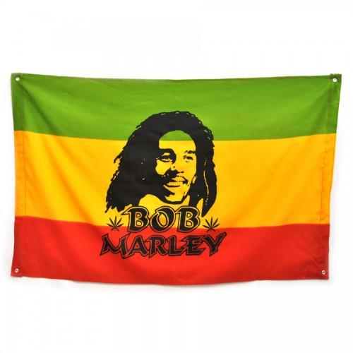 """Флаг """"Bob Marley"""" (1)"""