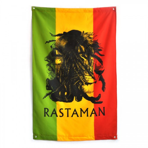 "Флаг ""Rastaman"""