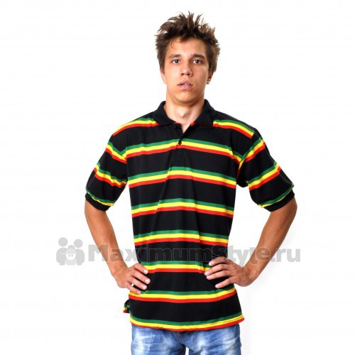 """Рубашка-поло """"Раста"""" (4)"""