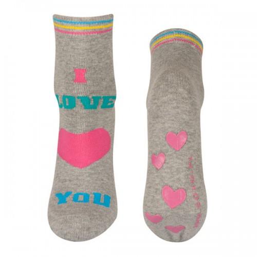 Веселые носки-тапочки