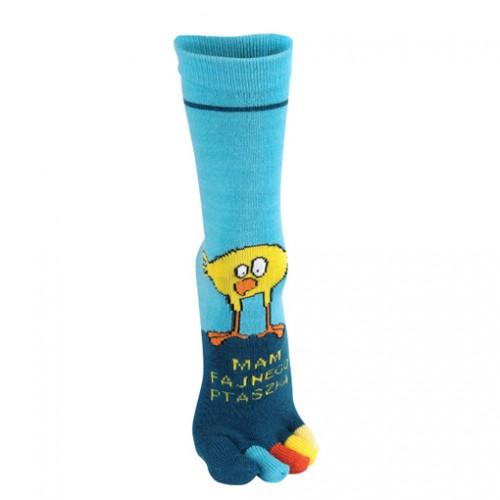 Носки с пальчиками