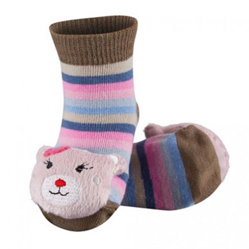 Носки для младенцев с погремушкой (1)