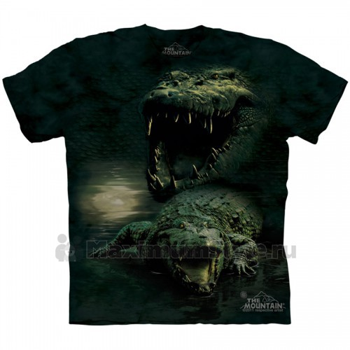 "Футболка The Mountain ""Dark Gator"" (детская)"