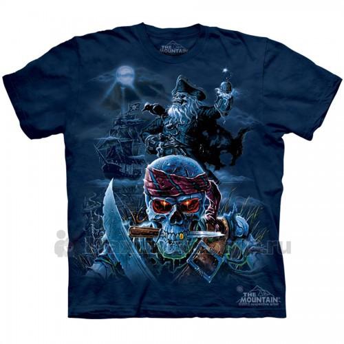 """Футболка """"Zombie Pirates"""" (США)"""