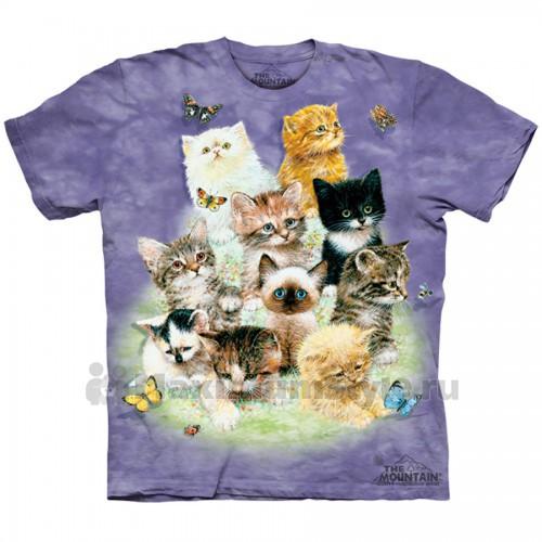 "Футболка ""Ten Kittens"" (США)"