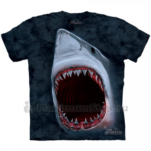 "Футболка The Mountain ""Shark Bite"" (детская)"