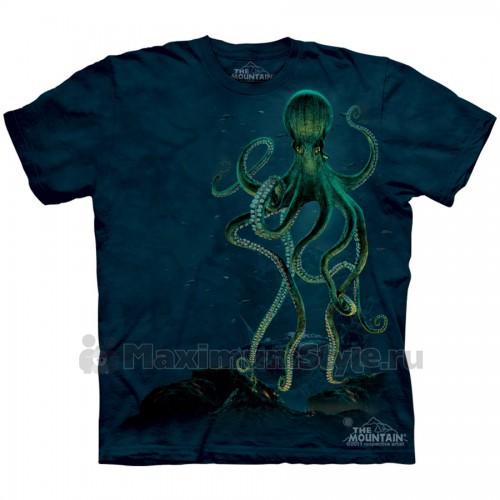 "Футболка The Mountain ""Octopus"" (детская)"
