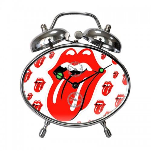 """Будильник механический """"Rolling Stones"""""""