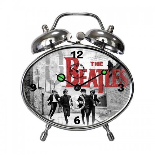 """Будильник механический """"The Beatles"""" (2)"""