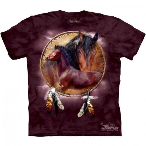 """Футболка The Mountain """"Horse Shield"""" (детская)"""
