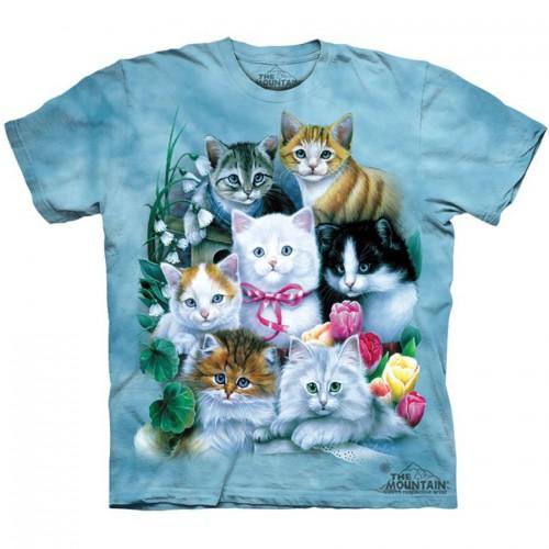 "Футболка The Mountain ""Kittens "" (детская)"