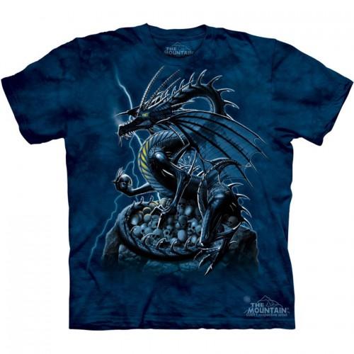 "Футболка The Mountain ""Skull Dragon"" (детская)"