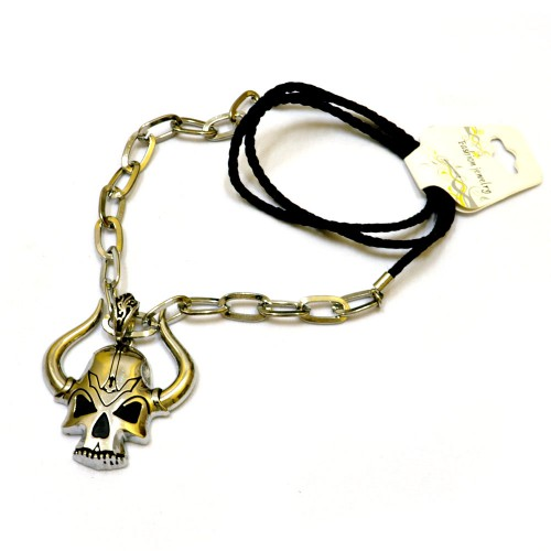 """Ожерелье """"Череп нациста"""""""