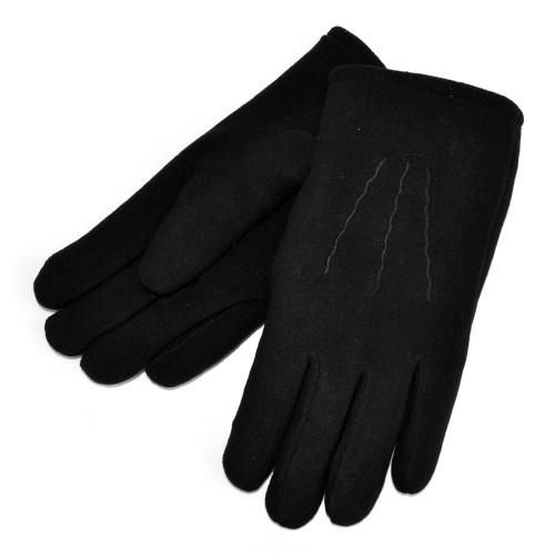 Перчатки мужские с мехом