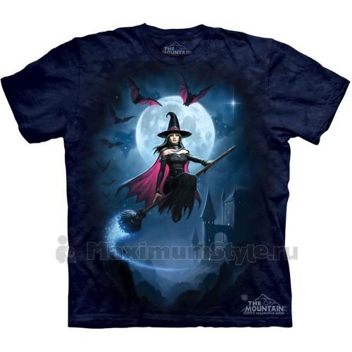 """Футболка """"Witchs Flight"""" (США)"""