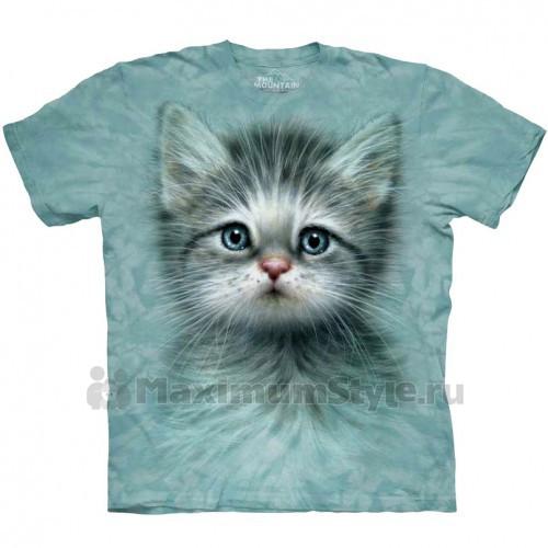 "Футболка ""Blue Eyed Kitten"" (США)"