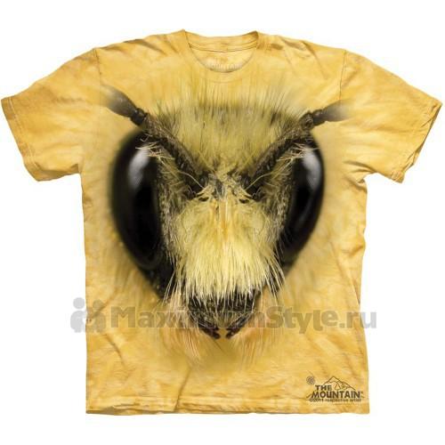 "Футболка The Mountain ""Bee Head"" (детская)"