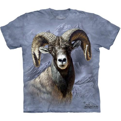 """Футболка """"Big Horn Sheep"""" (США)"""